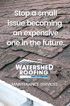 Residential Roofing Watershed Roofing Get A Free Quote